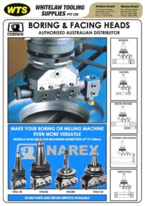 Narex FLYER Oct12