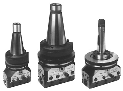 There are VHU shanks to suit all types of machine spindles